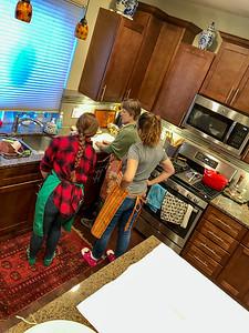 2020.12.12 - Bake Day at Inger's