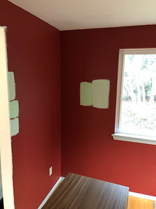 2020 - painting house interior