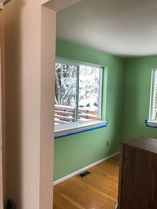 2020.01.13 - Painting house interior