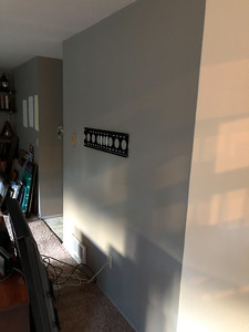 2020.01.26 - Painting house interior