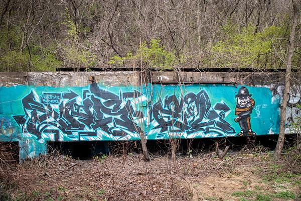 Creativity along the Trail