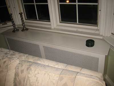Living Room - Radiator