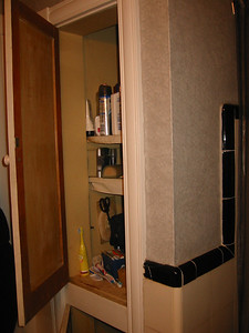 Bathroom - Cupboard