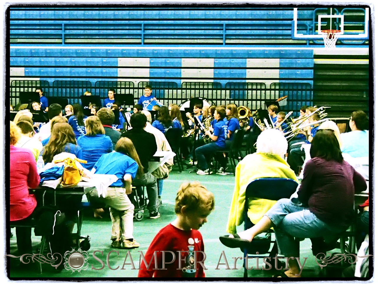 Chicken Barbecue AW Bands Concert, May 17, 2014