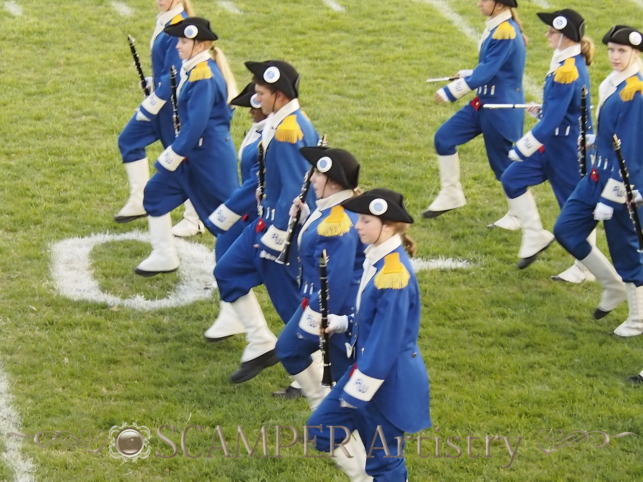 Marching Generals, Showcase of Bands, Sept. 28, 2013