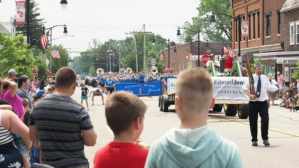 Cherry Fest Parade