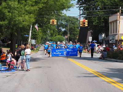 Swanton Corn Fest Parade