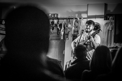 Marty O'Reilly @ The Old Cinema Launderette, Durham
