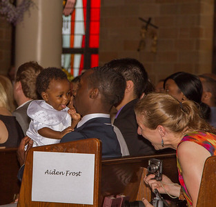 Aiden's Christening