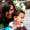 Juliette and Jason at the San Diego Zoo