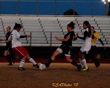 2013 SCS Soccer vs Clarksville JV  3-12-2013 7-25-15 PM Ashley