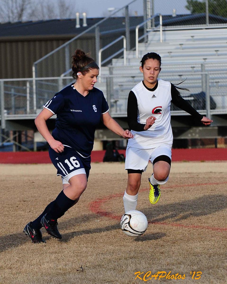 2013 SCS Soccer vs Clarksville 3-12-2013 6-18-23 PM Ashley
