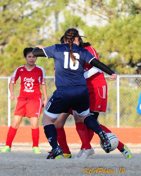 2012 Soccer vs Green Forest 3-2-2012 5-25-04 PM