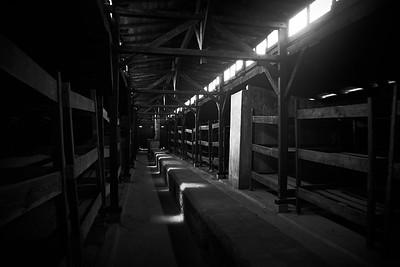 Birkenau Barracks