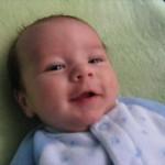 Lots of great smiles! (9 weeks)