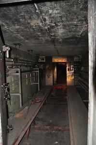 Battery room.