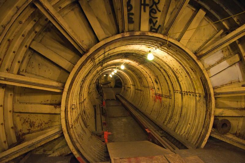 Tunnels everywhere