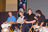The writers for Battlestar Galactica