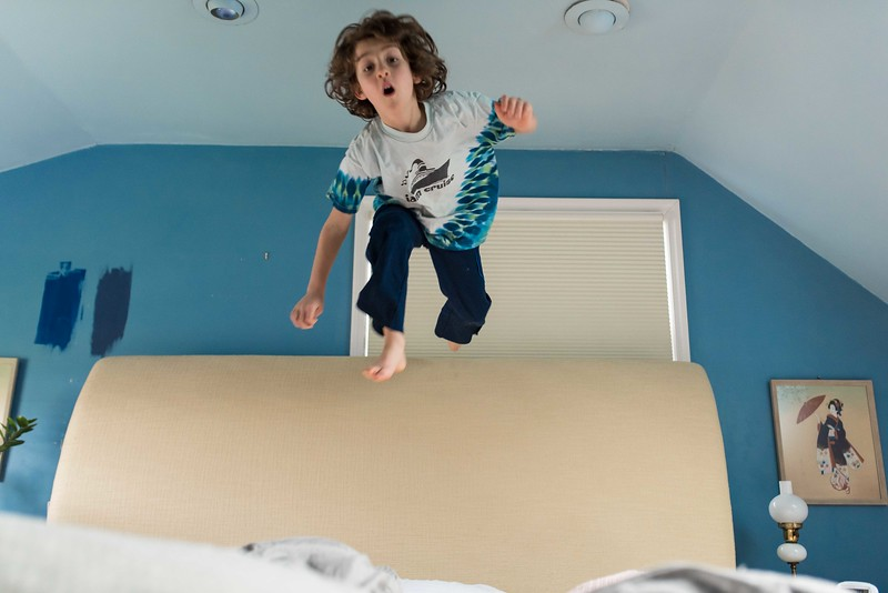 Bed Flying