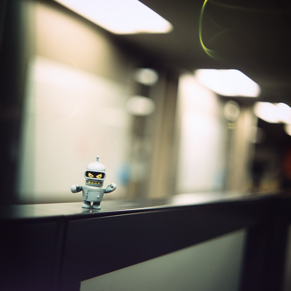 Bender at Work