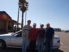 Steve Gleen, Bakersfield Bobby, and Alf Taylor