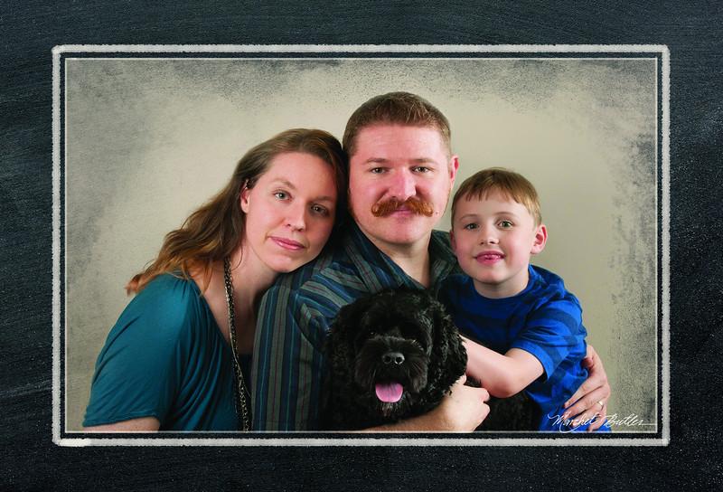 Butler Family 2013