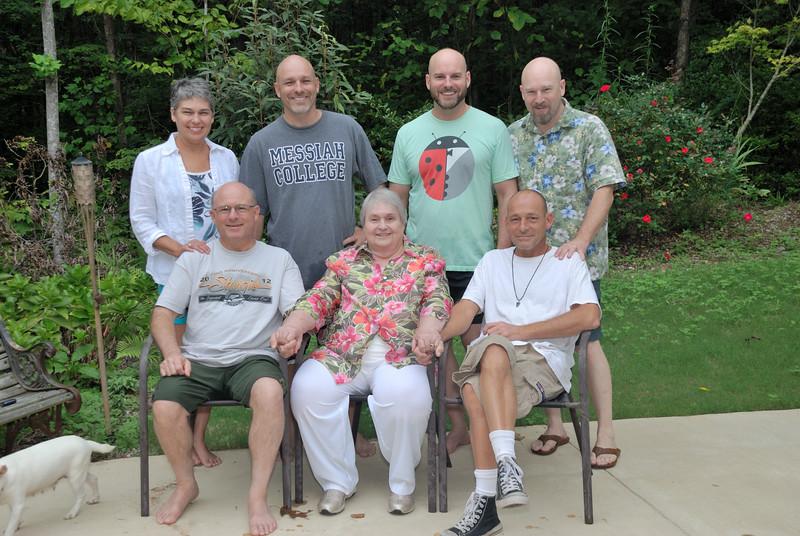Mom's 85th Birthday Bash