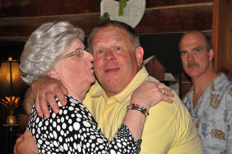 Carolyn and Ed