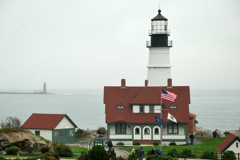 Portland Head Light and Fort Williams Park