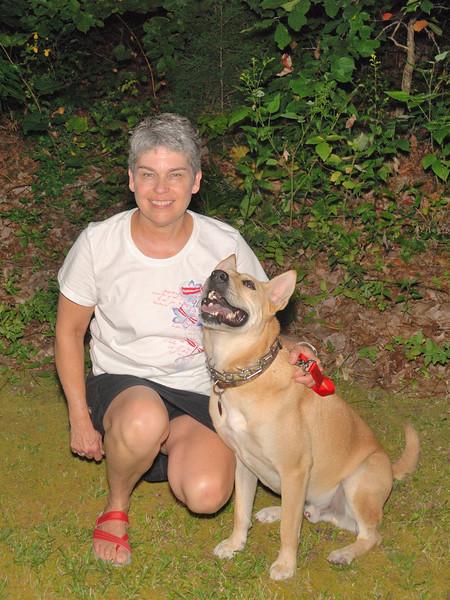 Marsha and Tano