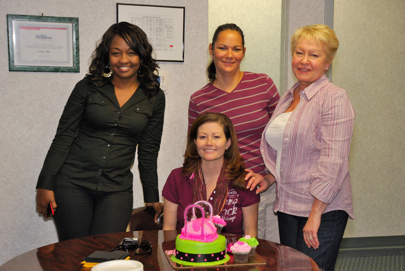 Angela Stancil Farewell Party