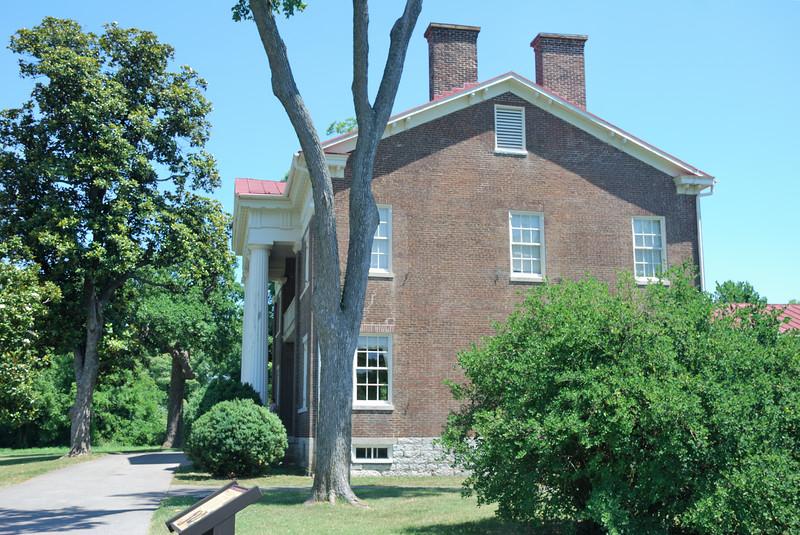 Keeneys and Schlossers Visit Andrew Jackson's Hermitage