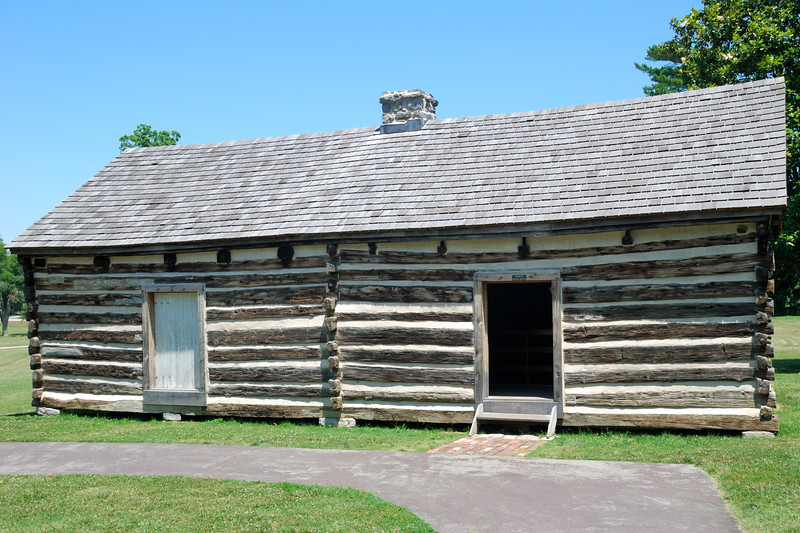 Keeneys and Schlossers Visit Andrew Jackson's Hermitage
