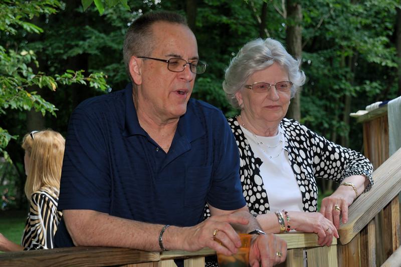 Richard and Carolyn