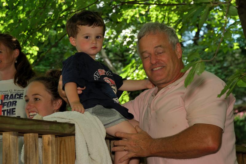 Dick Gobeli's Family