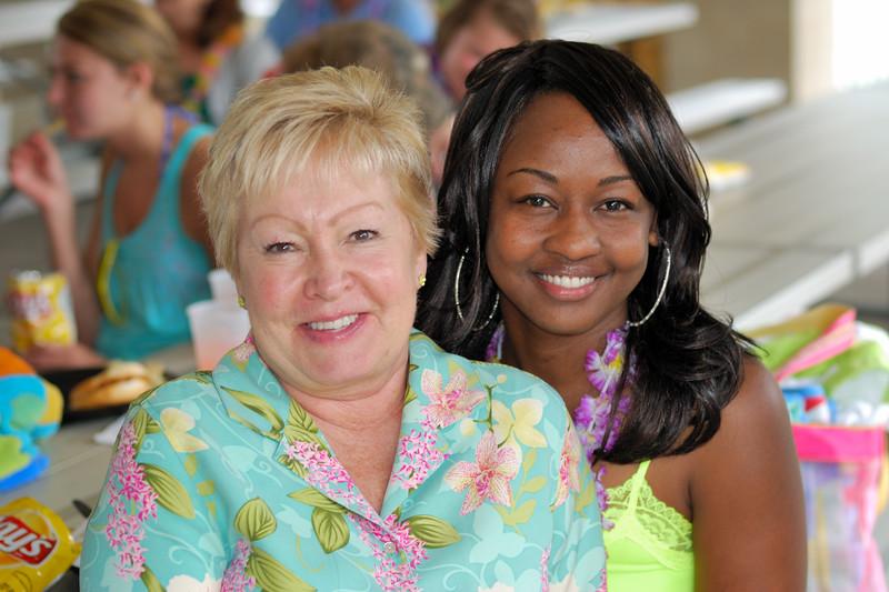 Cheryl and Debra