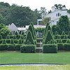 The Ladew House and Topiary Gardens