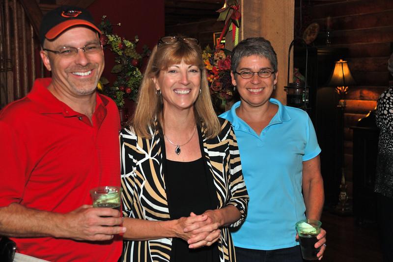 Brian, Lynn and Marsha