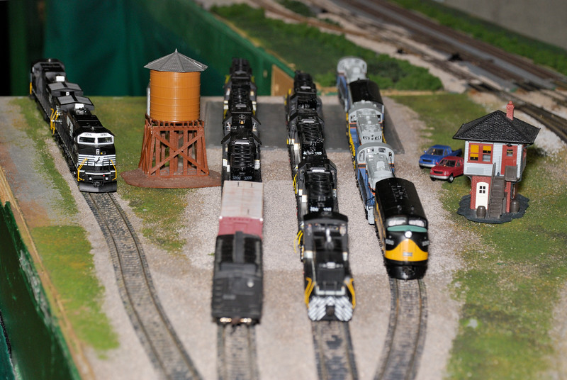 NGM Exhibits at the Norfolk Southern Corporate Headquarters