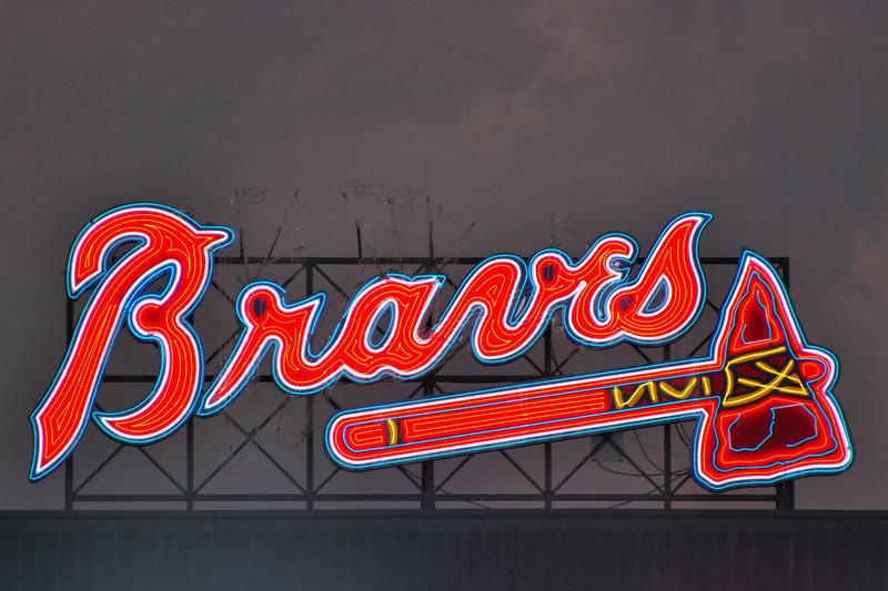 Braves v Yankees