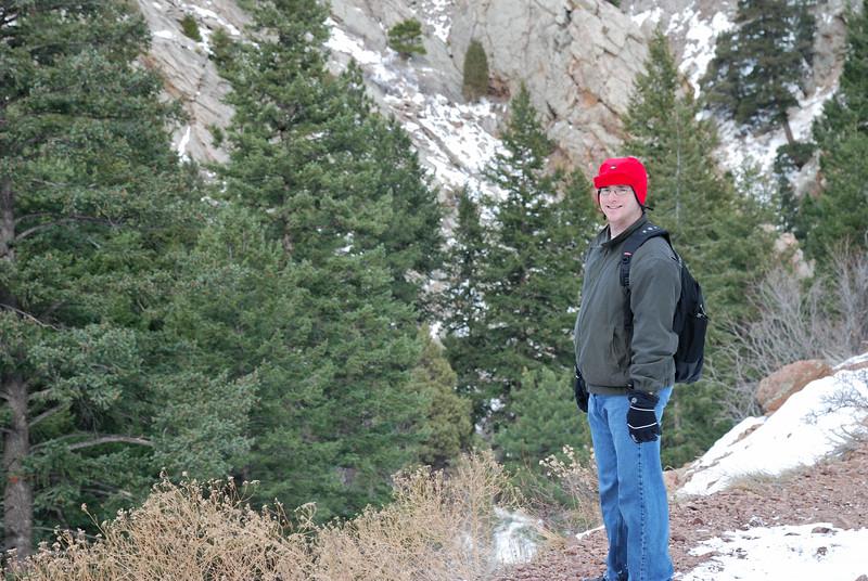 Pre-Christmas visit to Marlene in Boulder