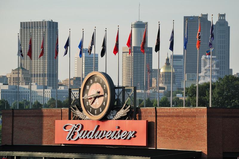 Braves v Orioles
