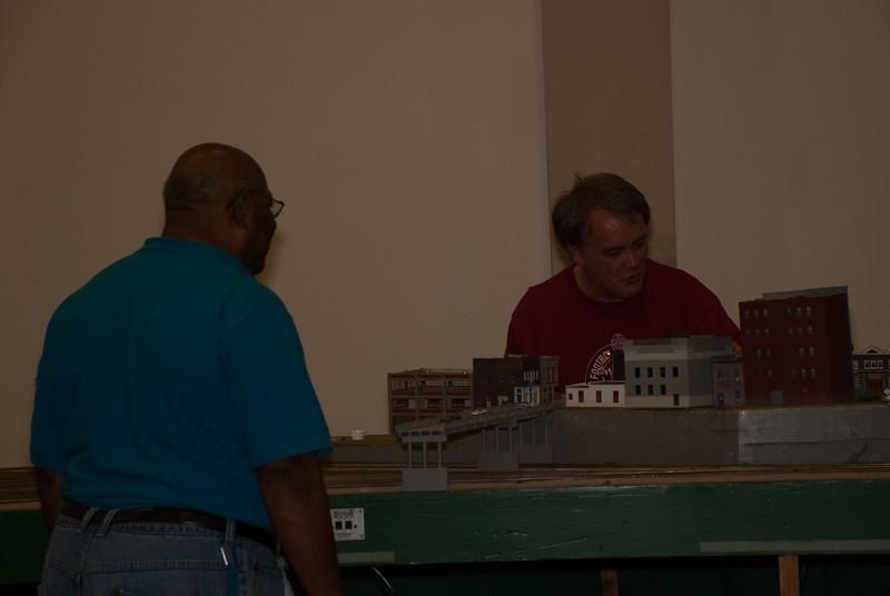 NGM Exhibits at Buford Presbyterian Church