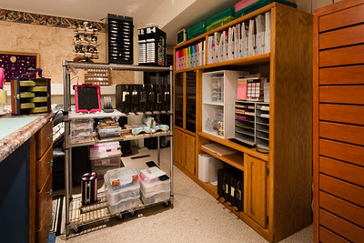 My Craft Room - Jan 2014
