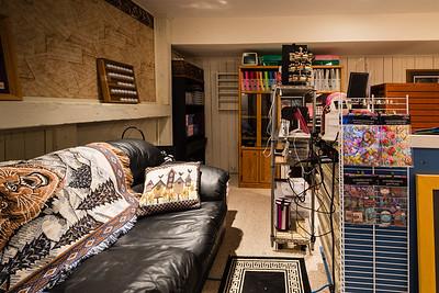 My Craft Room - Jan 2014