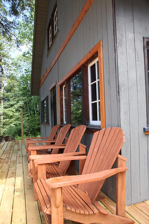 Cabin - Mike
