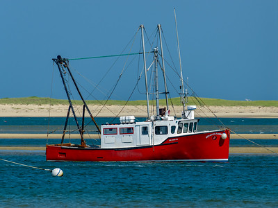 Chatham Harbor - Cape Cod, MA