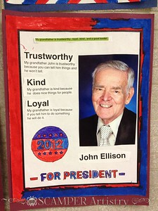 vote for John Ellison