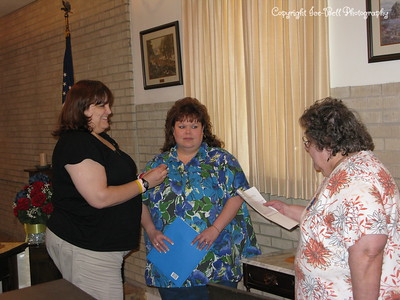 20090708-SoroptimistInductionCeremony-DeniseJoyceAmy-01