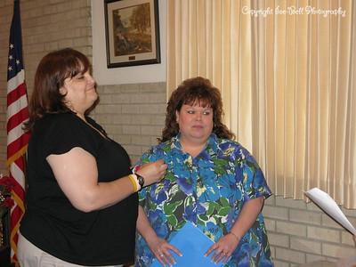 20090708-SoroptimistInductionCeremony-DeniseAmy-01